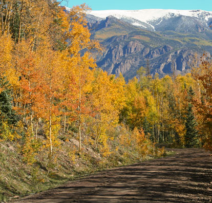 Discover a mountain paradise along the headwaters of the mighty Rio Grande