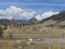 Creede Haven Building Site