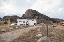 No Joke! Affordable Property In Creede! $65,000